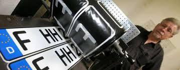 Immatricolazione e reimmatricolazione veicoli